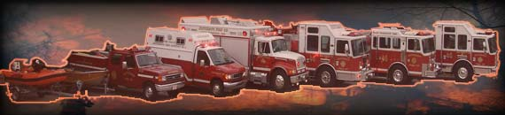 Jefferson Fire Company Fleet